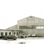 Regent Headquarters1951